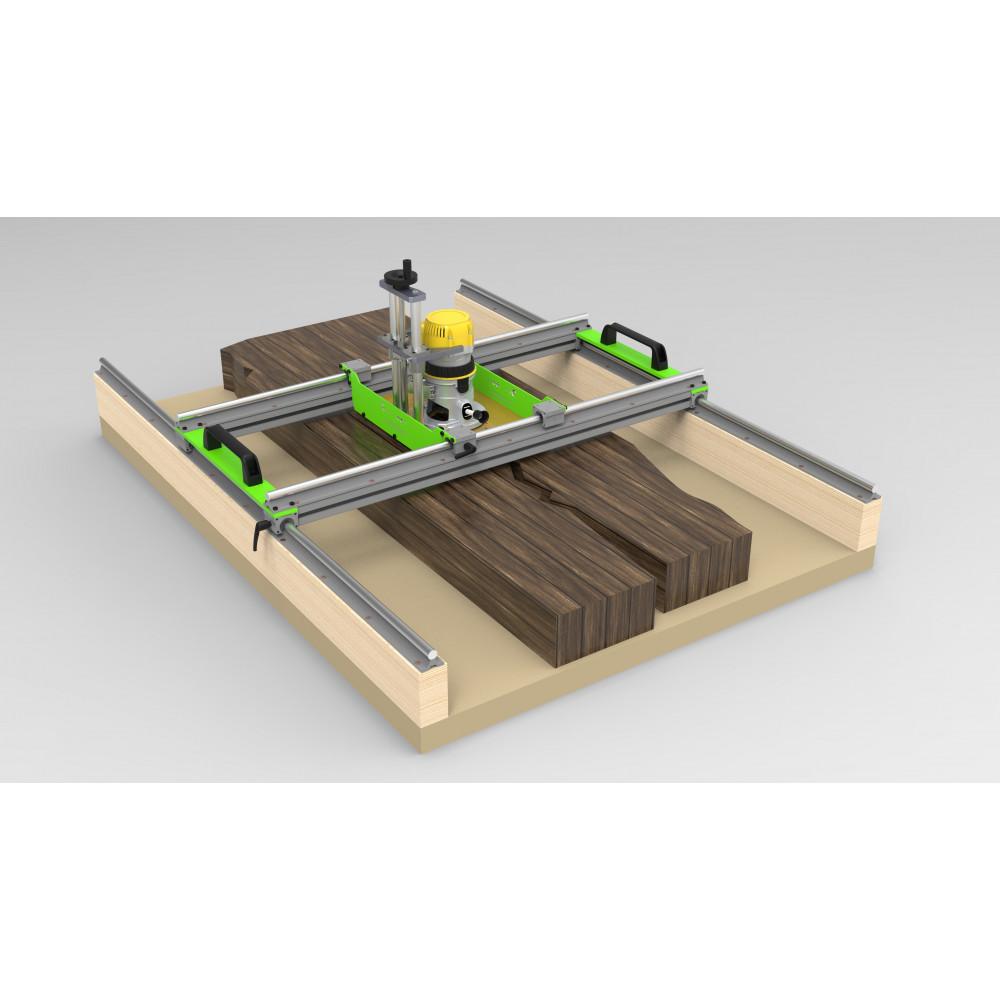 The surface gauge for slabs - Surface gauge Dag-tools v2