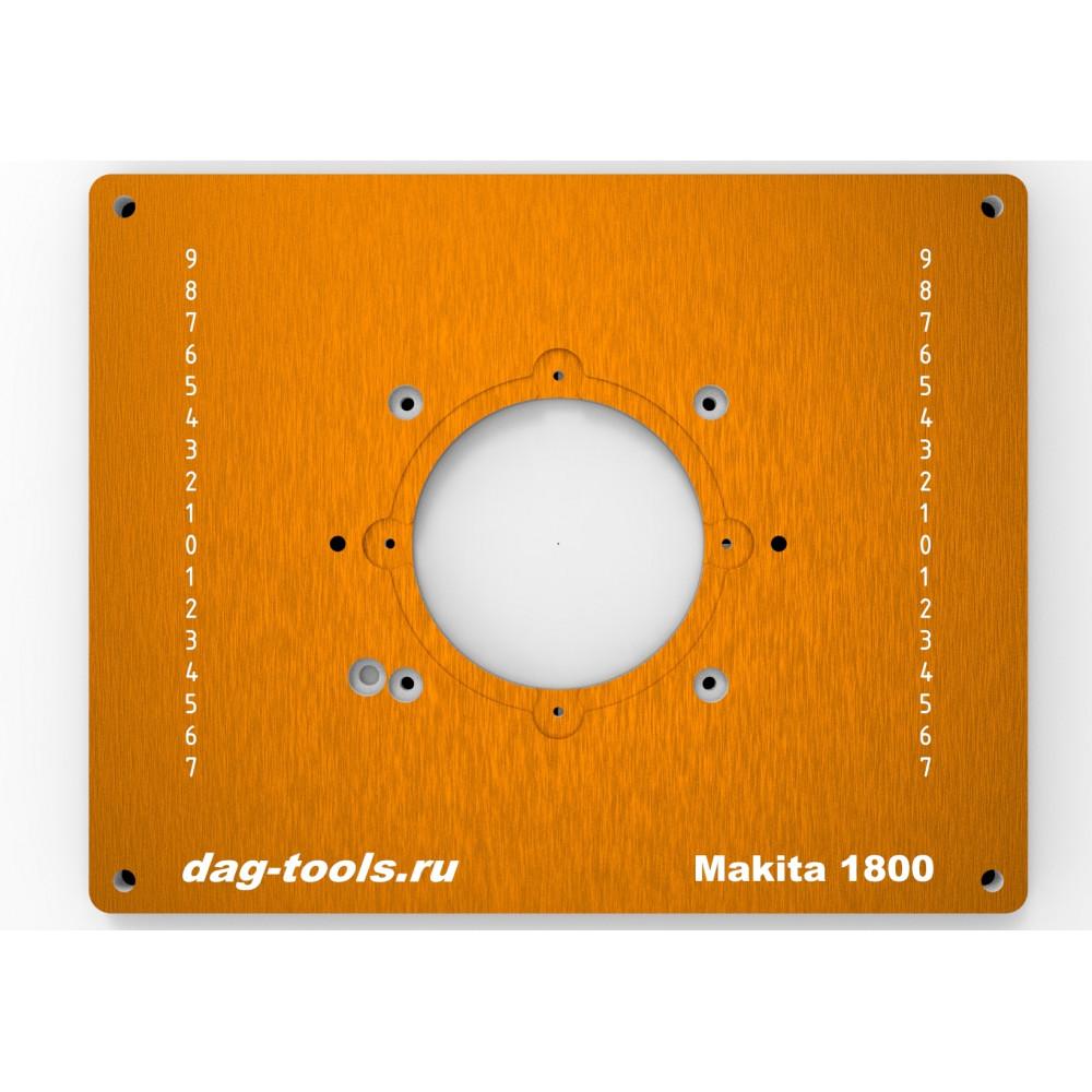 Milling plate Dag-tools Makita RP1800F