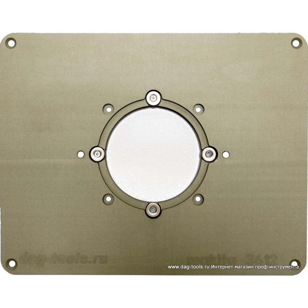 Milling plate Dag-tools Makita 3612 (3612С)