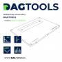 Plate in table for circular saw Dag-tools Makita 5008 MG v1