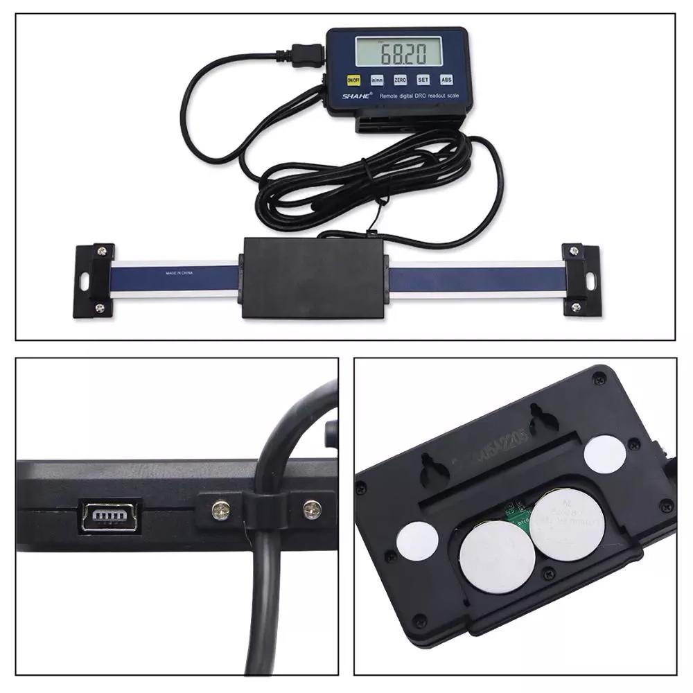 Digital ruler 280-380 mm