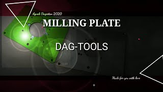 Router plate Dag-Tools 2020